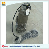 Envirionment, das beständige Pumpe des versenkbaren Sand-4inch schützt