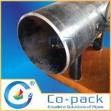 Stadt-Erdgasleitung-Ausschnitt-abschrägenbohrenund Fräsmaschine