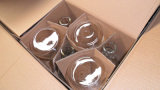 Produits en verre de verrerie de verrerie de laboratoire/matériel de laboratoire