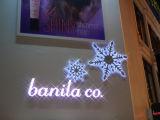 防水LEDのクリスマスの照明の星LEDライト
