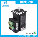 Size compato Integrated Stepper Servo Motor com Encoder e Driver Together