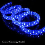 Trois ans de garantie de temps de Noël de la lumière IP65 DEL de lumière de corde