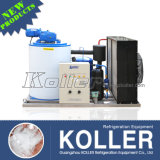 Supermarket Kp20のための2000kg/24h KollerスペースSaving Flake Ice Machine