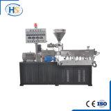 Linha de produção do equipamento da extrusão do laboratório do PVC da pequena escala