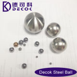 Large Size 304, 316 Stainless Steel Brushed Ball Garden Decorated Stainless Steel Brushed Ball