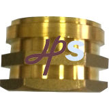 PPR Plastic Pipe를 위한 최신 Sale Forging Brass Female Insert