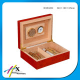 고품질 삼목 담배 저장 상자 시가 박스