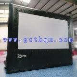 Écran de film gonflable pour la publicité/écran de projection gonflable de film dans la projection