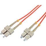Ce/UL Verbindingsdraad van de Optische Vezel van het Certificaat Sc aan Sc Multi-Mode