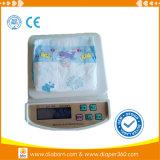 El número es Niza pañales oblicuos de desplazamiento completos y antis del bebé