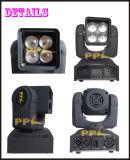 lumière principale mobile de faisceau de bourdonnement de 4PCS*15W RGBW LED