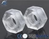 Noix Hex en plastique d'acrylique de PC
