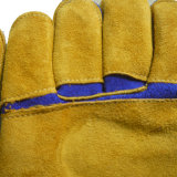 زرقاء بقرة [ولدينغ غلوف] صناعة واقية يعمل أمان قفازات
