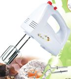 Mezclador eléctrico de la mano de 5 velocidades