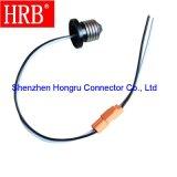 2 pólos conector de alimentação Conector Diconnect de Equivalente Ideal