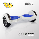 Bluetooth SpeakerおよびRemote ControlのセリウムのRoHS FCC Approvedとの高品質Two Wheels Balance Scooter