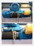 Grue de levage fonctionnante de levage de treuil de vitesse de double électrique de Md1 CD1