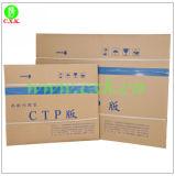 Плита CTP высокого разрешения термально положительная