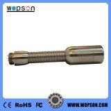 Rohrleitung-Inspektion-Kamera für Klempner-Rohrleitung-Reinigung mit 23mm dem rostfreien Kopf