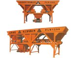 ケニヤHls Series Concrete Batching Plantの60m3 Movable Concrete Mixer Plant Price