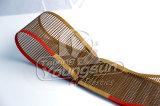 Teflon PTFE recubierto de impresión de pantalla Transportadores Secadora