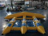 Het opblaasbare Verzegelde Drijvende Spel van het Water, de Opblaasbare Verbindingsdraad van de Vlek voor Aangepaste Grootte