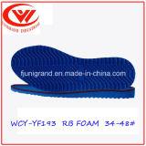 Пена Outsole кожаный ботинка детей единственная резиновый