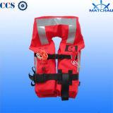 Спасательный жилет CE ISO-12402 изготовления Китая стандартный морской