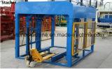 Qt10-15 complètement automatique enclenchant pavant la machine de fabrication de brique de la colle