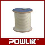 Papel de alta calidad envuelto alambre rectangular