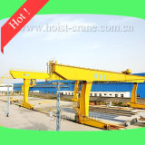 Electric Shop Crane Monorail Crane Over Head Grue industrielle avec Travelling Trolley