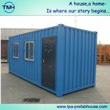 20FT Versandbehälter für Arbeitslager mit Toilette