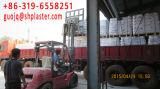 Sulfato de calcio ( yeso sulfato de calcio ) en los alimentos Dihydrateusp de fabricación de la cerveza