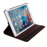 De roterende Dekking van het Geval van de Tablet van het Patroon van de Lijn van het Net iPad