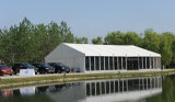 明確なサイドウォールのイベントのテントのためのUpalの屋外の大きい緩和されたガラス