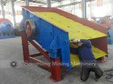 Linha de produção automática tela da máquina da peneira da areia de vibração circular