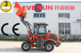 Qingdao Everun 2.0 Ton Construction Machine Front Loader с Snow Blade