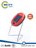 Bewegliche kleine LED-kampierende Laterne-Solarlampe für Anzeige