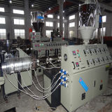 PPRの給水の管およびPPの電気管の放出機械