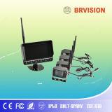 デジタルトラックのための無線カラーIR CCDの背面図のカメラ