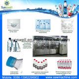Wasser-Reinigung und abfüllende Zeile