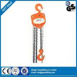 Подъем ручной цепи Zhc-a вертикальный, ручной блок, таль с цепью