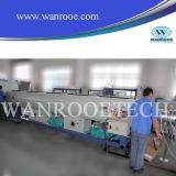 Línea plástica de la protuberancia de la pipa del PVC