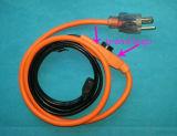 Belüftung-Wasser-Rohr-Heizkabel mit Leistungsmesser-Licht 220V-240V