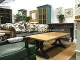 Mobília antiga de madeira da reprodução do gabinete funcional da alta qualidade