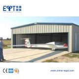 Stahlrahmen-Hochhaus-Flugzeug-Hangar
