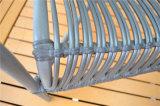 熱いPEの総合的な編むアルミニウム柳細工の屋外の家具