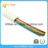 144 câble optique extrait d'intérieur de fibre du faisceau G657A FTTH