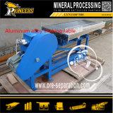 卸し売り採鉱設備の金の鉱石の分離器機械振動表の工場