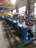 Edelstahl-Blech-Flocken-Eis-Maschine des Süßwasser-380V